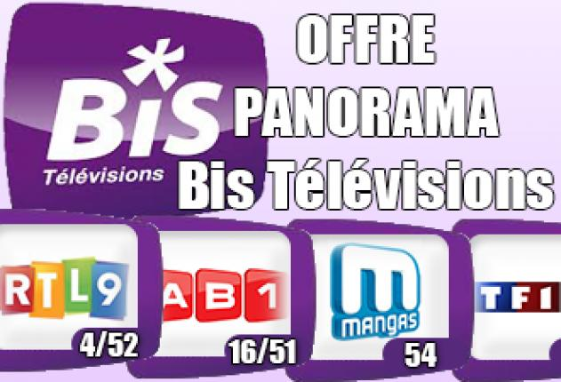 Offre Bis Télévisions PANORAMA